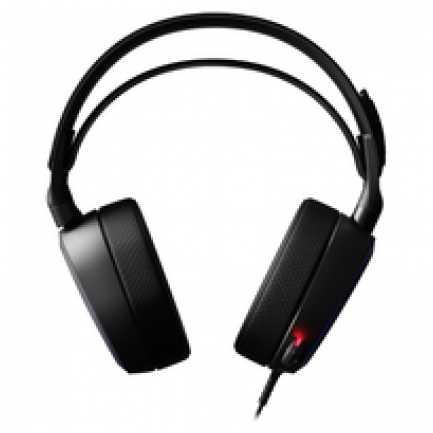 najboljše slušalke z mikrofonom višjega ranga« - IGN»SteelSeries Arctis Pro so morda najboljše gaming slušalke vseh časov« c netHi-res Audio certifikat - Arctis Pro + GameDAC je prvi gaming audio sistem