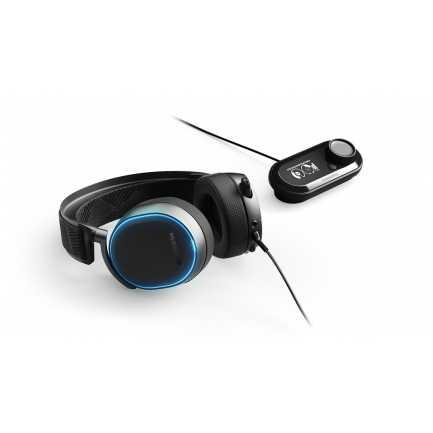 pretakajtTehnične lastnosti: SteelSeries Arctis Pro + GameDAC gaming slušalke