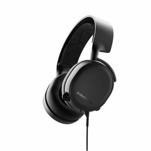 Balix I SteelSeries Arctics 3 slušalke so narejene tako