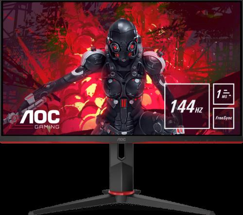 """Balix I AOC 27G2U 27"""" IPS 144Hz gaming monitor"""